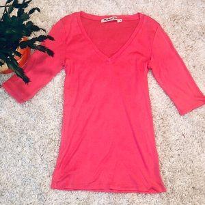 Michael Stars T-Shirt Pink